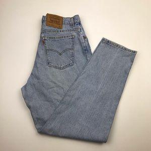 Vintage Levi's 950 High Waist wedgie fit Jeans